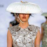 Graduate Fashion Week 2017 Yu Liang collection #swarovskifashion