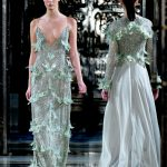 London Fashion Week *17 Barrus couture catwalk