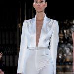 London Fashion Week *17 Barrus couture fashion runway