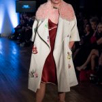 Crease fashion catwalk at Oxford Fashion Week