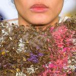 Graduate Fashion Week AW17 catwalk show by fashion designer Xingnan Song photographer Barry Green