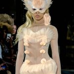London Fashion Week S/S18 fashion by Pam Hogg photo Barry Green
