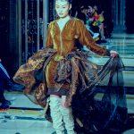 London Fashion Week AW18 FORTIE LABEL catwalk collection by Essie Buckman