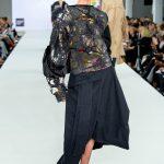 Graduate Fashion Week *17 London collection by Termina Pogosyan