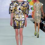 GFW17 Yu Liang collection #swarovskifashion