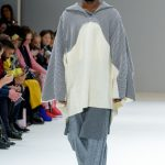 London Fashion Week *17 designer IRYNVIGRE catwalk collection