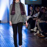 East fashion catwalk at Oxford Fashion Week