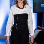 Olivia May fashion catwalk at Oxford Fashion Week