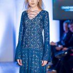 Omar Mansoor fashion catwalk at Oxford Fashion Week