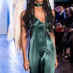 Crease fashion catwalk at Oxford Fashion Week