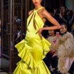 London Fashion Week AW17 catwalk fashion show by Favid Ferreira photographer Barry Green