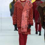 GFW 2017 fashion catwalk Swarovski International designer prize winner Po-Chiuh Chiu catwalk